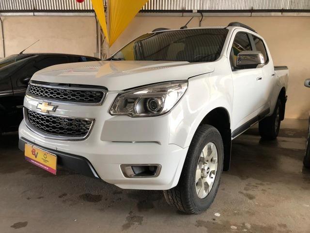 Vendo-chevrolet ltz aut. 4x4 (diesel),a mais nova do brasil - Foto 2