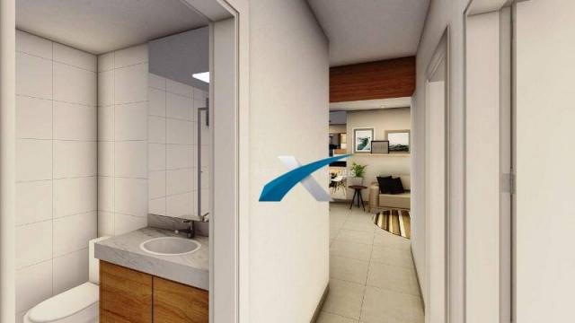 Apartamento com 3 dormitórios à venda, 80 m² por r$ 369.999 - havaí - belo horizonte/mg - Foto 7