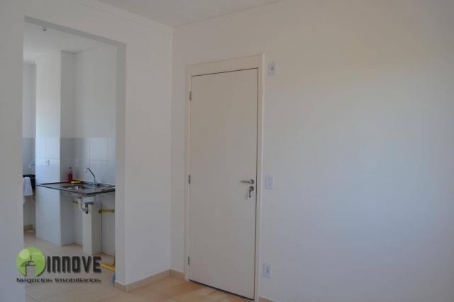 Apartamento com 2 dormitórios para alugar, 50 m² por r$ 700/mês - condomínio vitta - sertã - Foto 6
