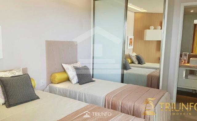 (AF-14978) Apartamento a venda no Living Resort no Dunas: 116 m² - Foto 3