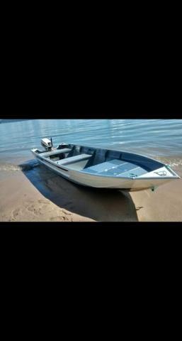 Barco barbada - Foto 2