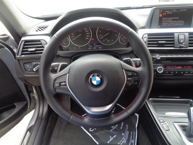 BMW 320I 2015/2015 2.0 SPORT 16V TURBO ACTIVE FLEX 4P AUTOMÁTICO - Foto 8