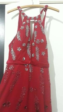 Lindo vestido vermelho - Foto 5