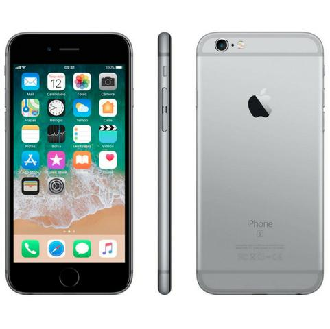 Troco Iphone 6S - 16gb por Iphone 8