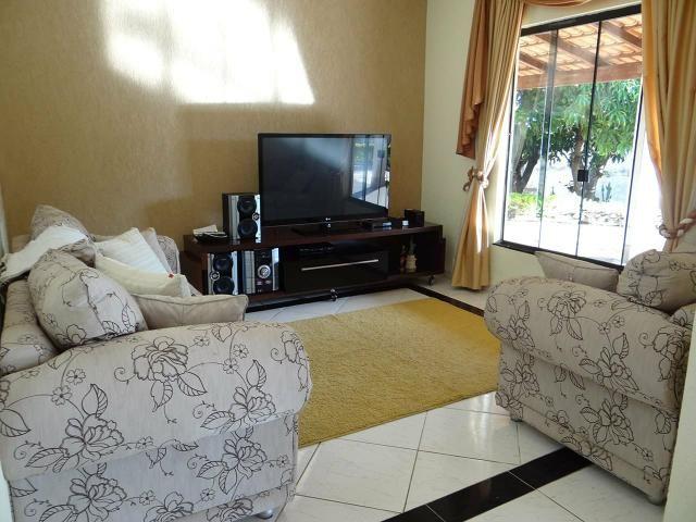 Arniqueiras QD 04 Casa 4 qts 3 suítes lazer lote 2.287m pode dividir em vários lotes - Foto 12