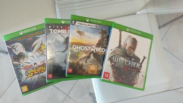 Jogos Xbox One só Jogo Top
