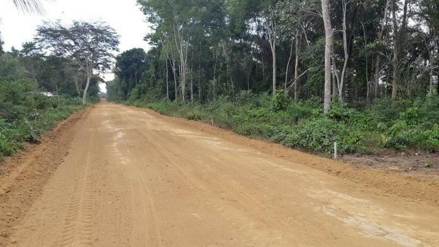 Chácaras do Pupunhal - 100% Legalizado e com Obras Iniciadas )-( - Foto 9