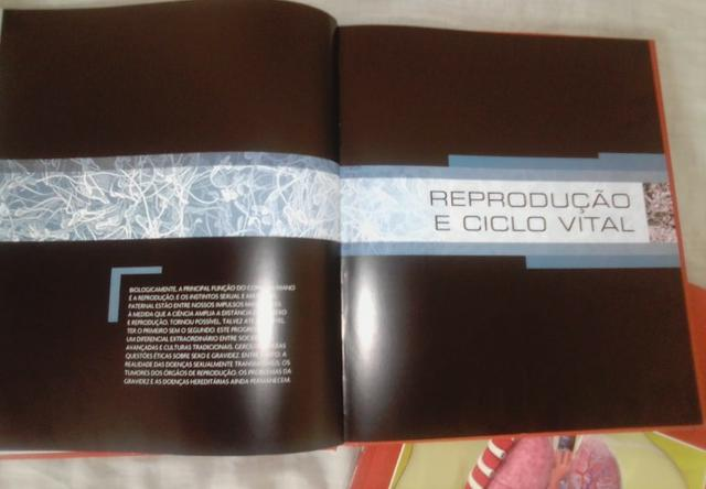 Atlas Do Corpo Humano - 4 Livros + Dvd Rom - Foto 6