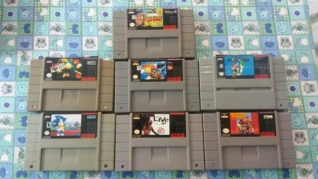 Super Nintendo - Foto 3