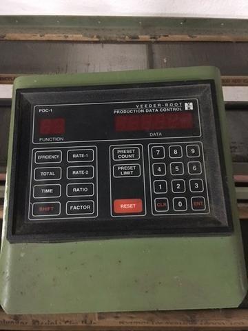 Painel controle Passador Veeder Root - Foto 2