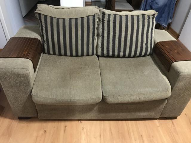 Vendo sofá usado - Foto 2