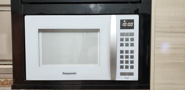 Microondas Panasonic 31 litros. Tamanho familia - Foto 3