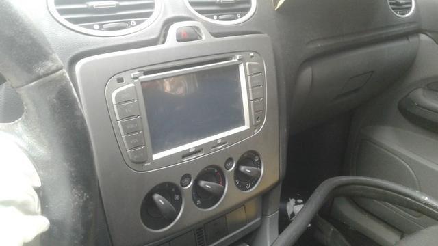 Sucata Ford Focus Hatch 1.6 2013 - Motor Câmbio Peças Acessórios - CDV Credenciado - Foto 4