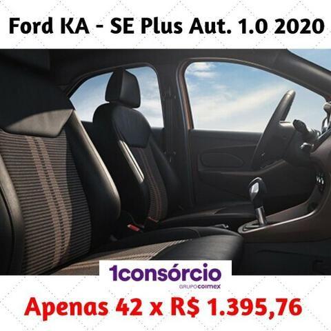 Ford KA Se/Se Aut. 1.0 2020 - Foto 8