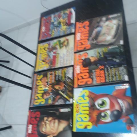 Revistas ação games - Foto 2