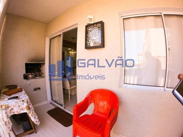 MR- Praças Reservas, apartamento 2Q com Suíte e Lazer Completo - Foto 8