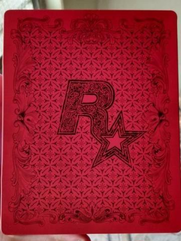Stealbook Red Dead Redemption 2 - Foto 2