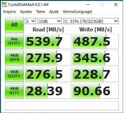 SSD Kingston A400 480gb - Foto 2