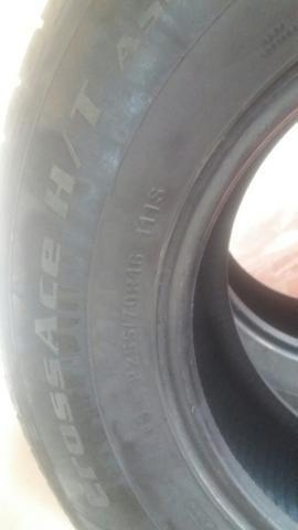 Vende-se pneus de frontier - Foto 2