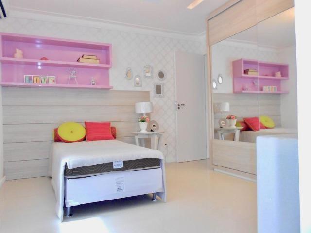 CA0780 - Casa duplex nova em condomínio fechado na Lagoa Redonda - Foto 3