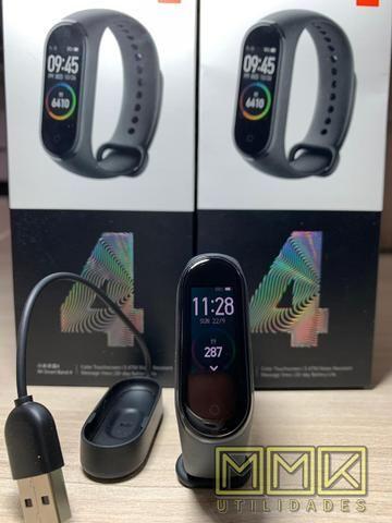 Relógio inteligente SmartWatch Mi Band 4 - ORIGINAL novo lacrado na caixa - Foto 5