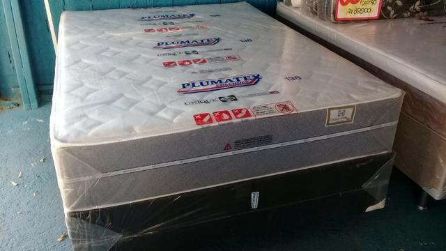 Conjunto box casal por apenas 1299 e ganhe cabeceira de brinde - Foto 3