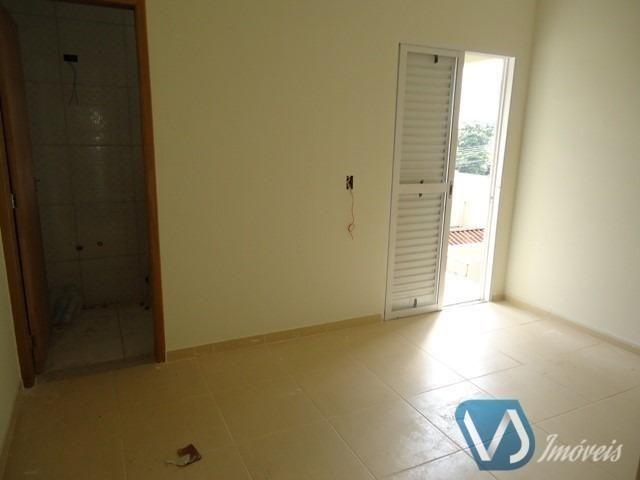 Casa assobradada no Jd. Monte Sinai para locação, 3 quartos, 140 m² - Londrina/PR - Foto 11