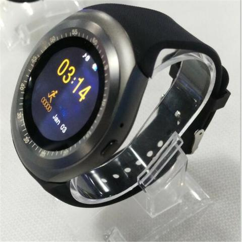 Relógio Bluetooth Smart Watch Y1 Android E Ios Tomate Tr02 - Foto 5
