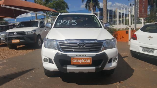 Toyota Hilux Sr CD