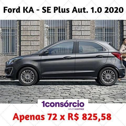 Ford KA Se/Se Aut. 1.0 2020 - Foto 3