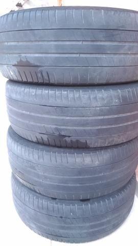 Pneus Michelin 205x55x16 - Foto 3