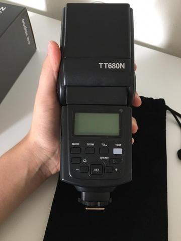 Flash profissional - Godoz TT50N