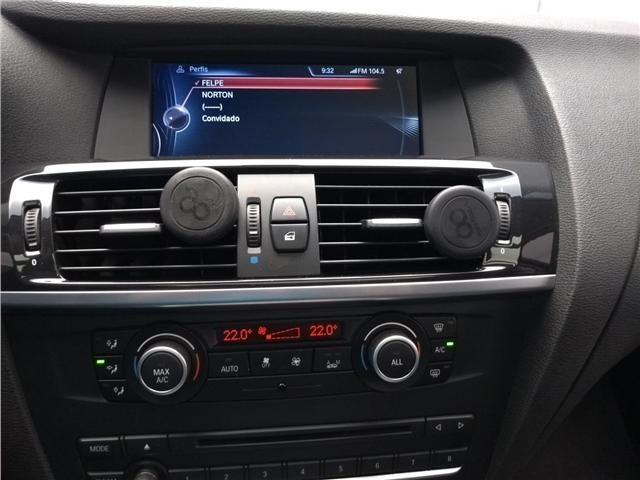 Bmw X3 2.0 20i 4x4 16v gasolina 4p automático - Foto 15
