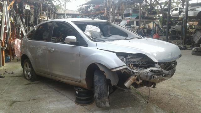 Sucata Ford Focus Hatch 1.6 2013 - Motor Câmbio Peças Acessórios - CDV Credenciado - Foto 3