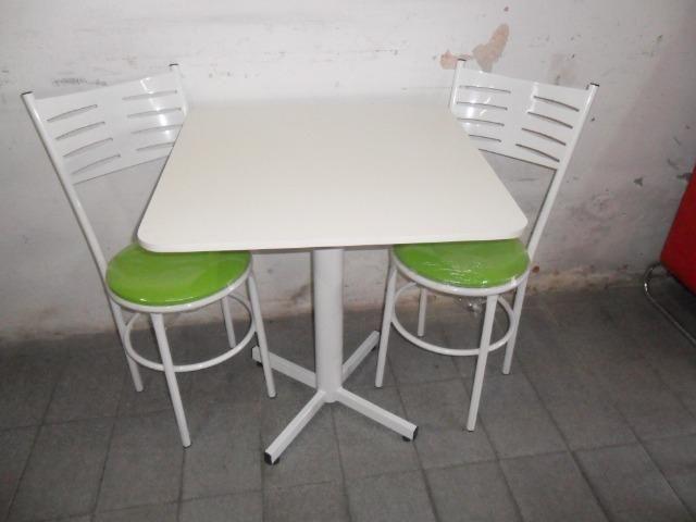 Mesas e cadeiras de ferro - Foto 3