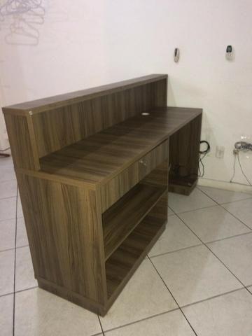 Montagem de loja completa em madeira - Foto 5