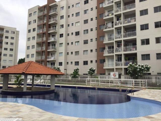 Aluga Excelente Apartamento Semi Mobiliado no Parque dez - Foto 5