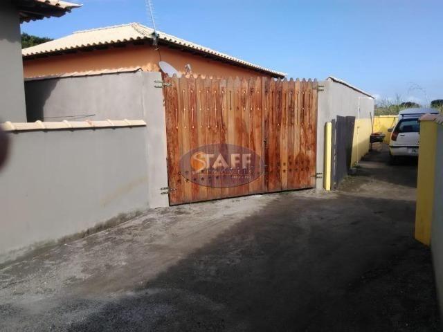 TAYY-Casa com 2 quartos à venda, 50 m² por R$ 100.000 Unamar - Cabo Frio/RJ CA0906