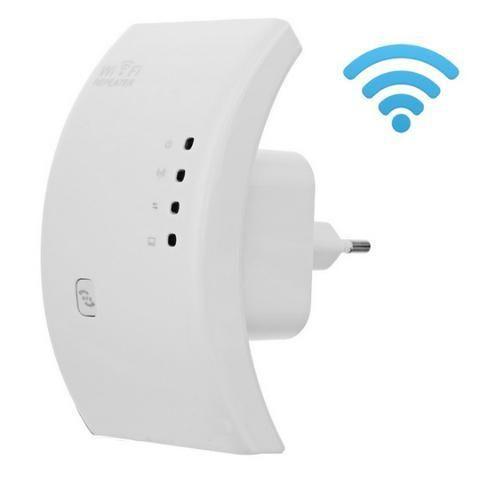 Repetidor de Sinal de Wi-Fi Sem Fio (Entrega Grátis) - Foto 3