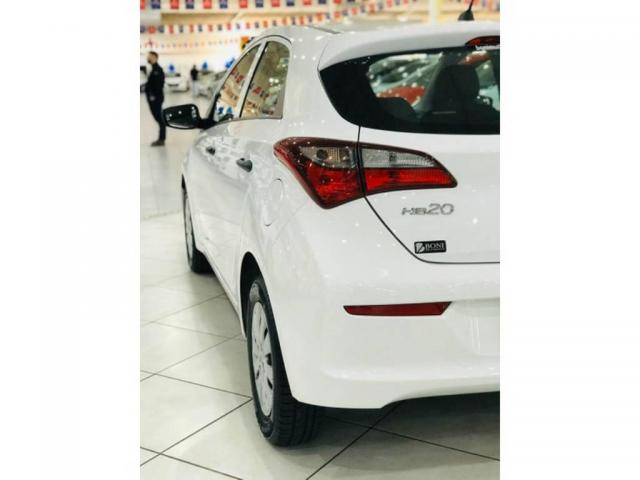 Hyundai HB20 1.0 M UNIQUE - Foto 17