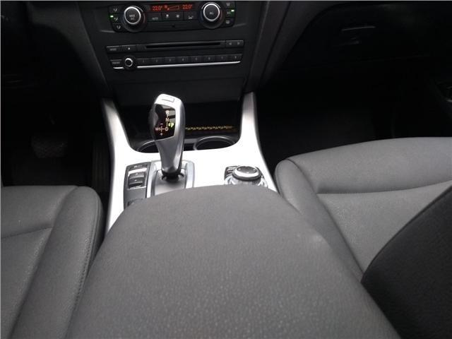 Bmw X3 2.0 20i 4x4 16v gasolina 4p automático - Foto 14