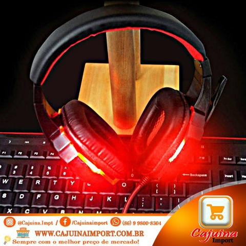 Headset Gamer Estéreo T19hg11led19