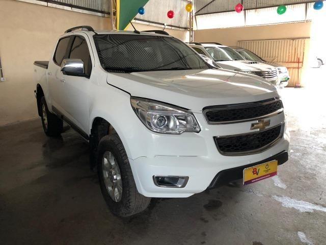 Vendo-chevrolet ltz aut. 4x4 (diesel),a mais nova do brasil - Foto 6