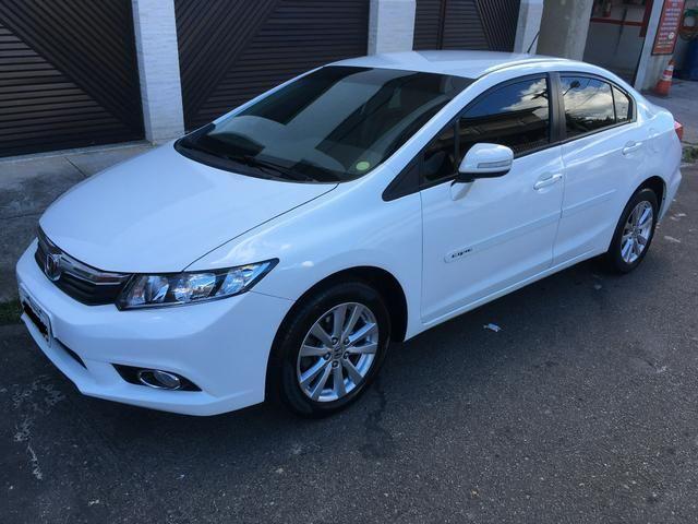 Honda Civic LXL 2013 (Leia o anúncio)
