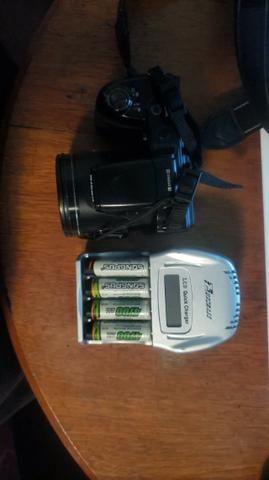 Camera Nikon copix L820 - Foto 2