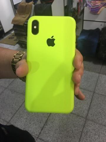 Imperdível iPhone XS Max 512 giga branco 6000 parcelo acréscimo da maquininha - Foto 2