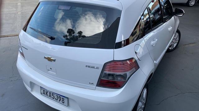 Chevrolet Agile LTZ 1.4 FLEX 4P - Foto 5