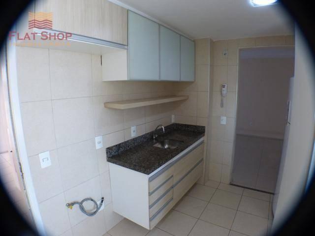 Apartamento com 3 dormitórios à venda, fortaleza/ce - Foto 18