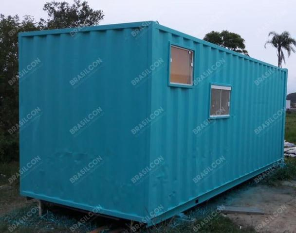 Kitnet Rústica em Container - Foto 2