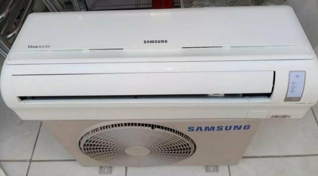 Ar Condicionado Split Samsung 9mil Btus - Foto 5